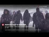 На северо-востоке Москвы от переохлаждения погибла 34-летняя женщина