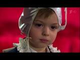 Максим Галкин спел дуэтом с трехлетним челябинцем, стоя на табурете