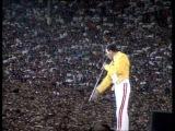 Queen - Live At Wembley Stadium (1986) - Under Pressure