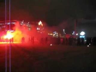 Центральная площадь Ижевска. Ижевск против этнической преступности шествие 14 декабря