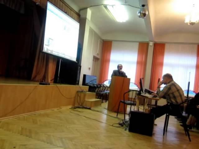 Молодежи о 2012 Годе, Высоких Энергетических Технологиях и Миссии России (09.12.2011)