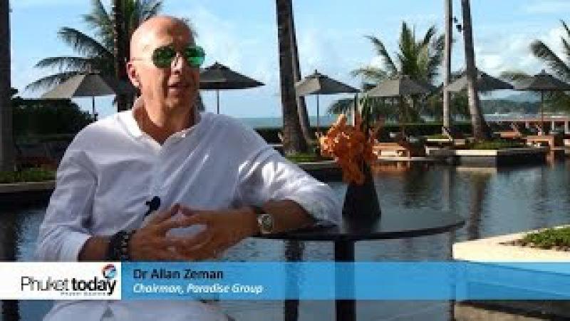 Phuket property mogul Allan Zeman and the rise of Andara