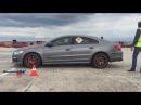 VW Passat CC 2.0TSI Stage 3 AGP Motorsport vs Audi RSQ3 2.5TFSI Stage 2 Revo (замедленная съемка)