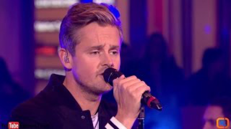Tom Chaplin - Quicksand (LIVE The One Show 2016 October 07)