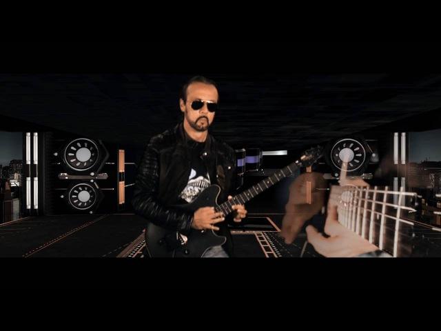 Dario Mollo's Crossbones Rock The Cradle (Official Music Video)