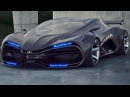 VECTOR RAVEN RUSSIAN AWESOME SUPERCAR Lada Raven I LIKE IT