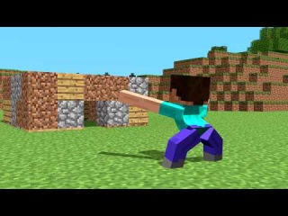 Minecraft In A Nutshell
