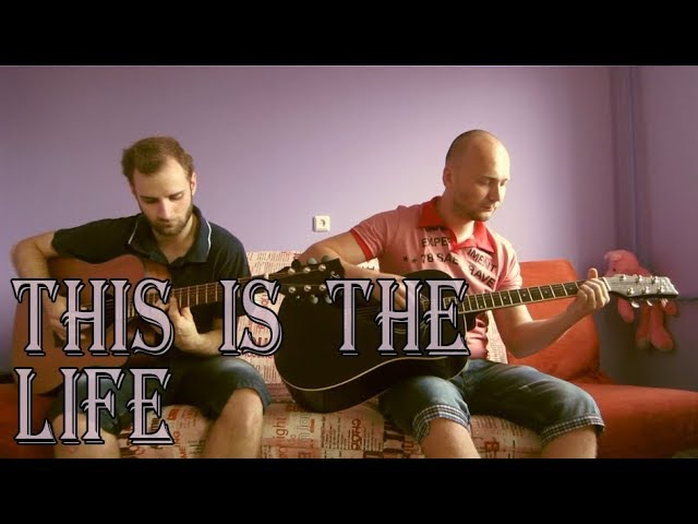Amy Macdonald - This Is The Life (acoustic guitar cover, tabs)