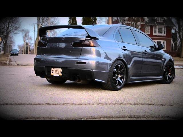 Mitsubishi Evo X l Stance Nation