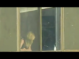 Русское порно подглядывания в окна