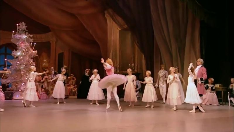 Щелкунчик 2012 Мариинский театр танцы кукол 1 действие
