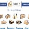 Товары для животных от производителя Балта-С