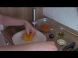 Холодная закуска из паприки, по итальянски