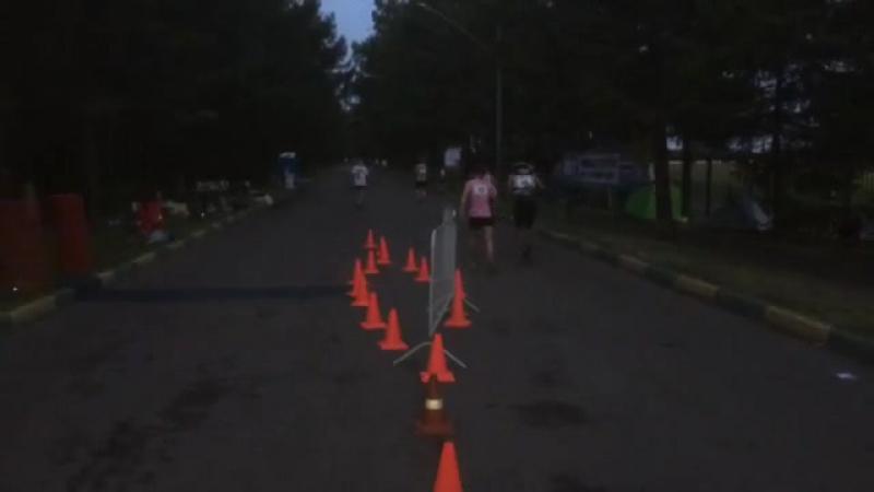 IV Кубок России по 24-часовому бегу. Спустя 18 часов.