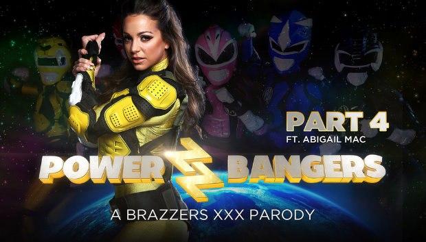WOW Power Bangers: A XXX Parody Part 4 # 1