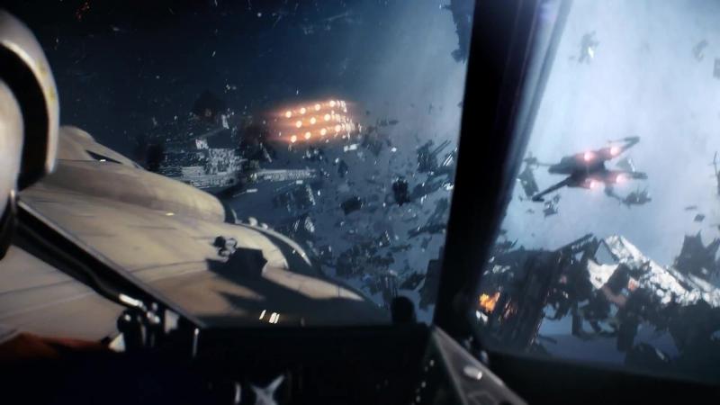 Трейлер Star Wars Battlefront II