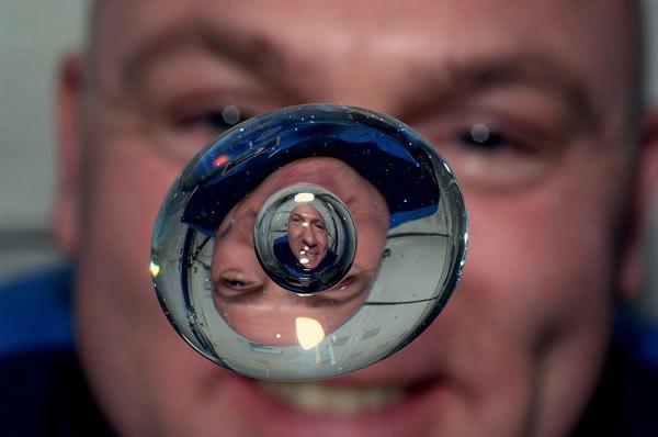 Вода в космосе на МКС