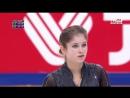 GP Rostelecom Cup 2016. Ladies - FР. Julia LIPNITSKAIA
