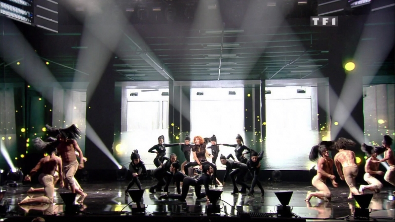 Mylene Farmer - Oui mais... non (NRJ Music Awards 2011) HDTV1080i