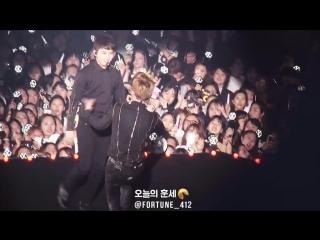 [FANCAM] 160318 EXOPLANET #2 - The EXO'luXion in Seoul [dot] @ EXO's Xiumin, D.O. - Palyboy