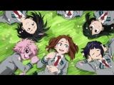 Boku no Hero Academia ТВ 2 3 серия русская озвучка Star Team / Моя геройская академия 2 сезон 03 / Академия героев [vk] HD