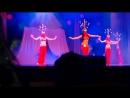 Шоу арабского танца живота в Братске 18.03.17 г.