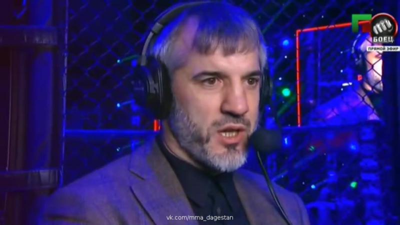 Бувайсайр Сайтиев в интервью на WFCA 34 отвечает почему он не перешел в ММА