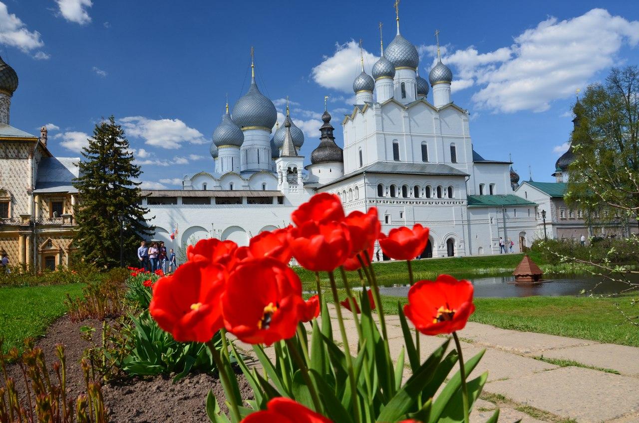 gtal9KKxoCE Ростов Великий один из древнейших городов России.