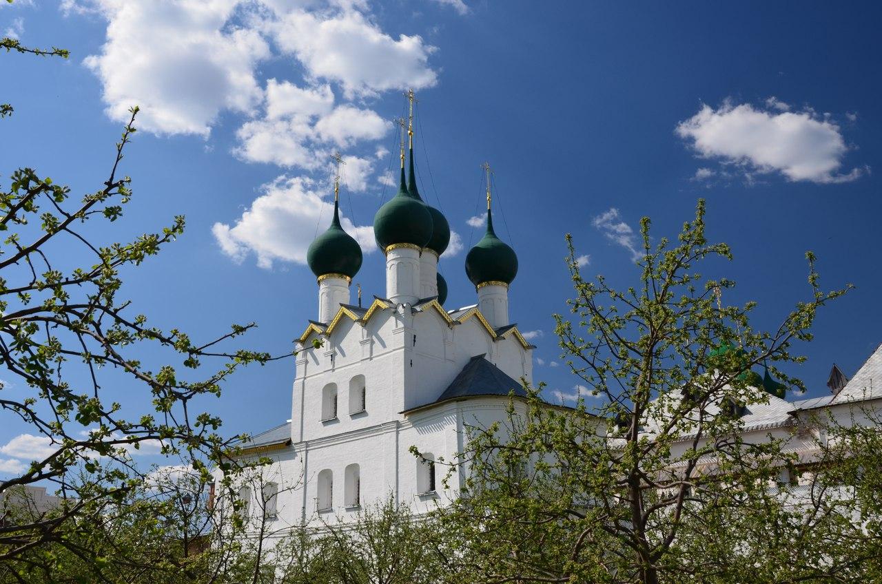 uNxsC8mzeBU Ростов Великий один из древнейших городов России.