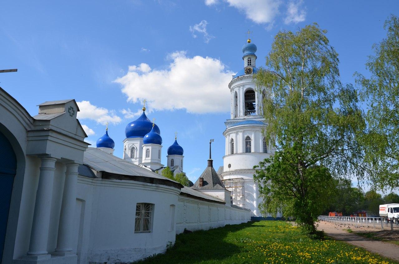 Id0qpFoPVac Боголюбово монастырь и Храм Покрова на Нерли.