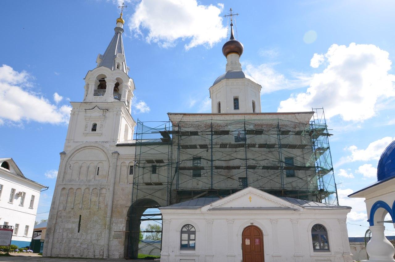 nIMEc7Q7nho Боголюбово монастырь и Храм Покрова на Нерли.