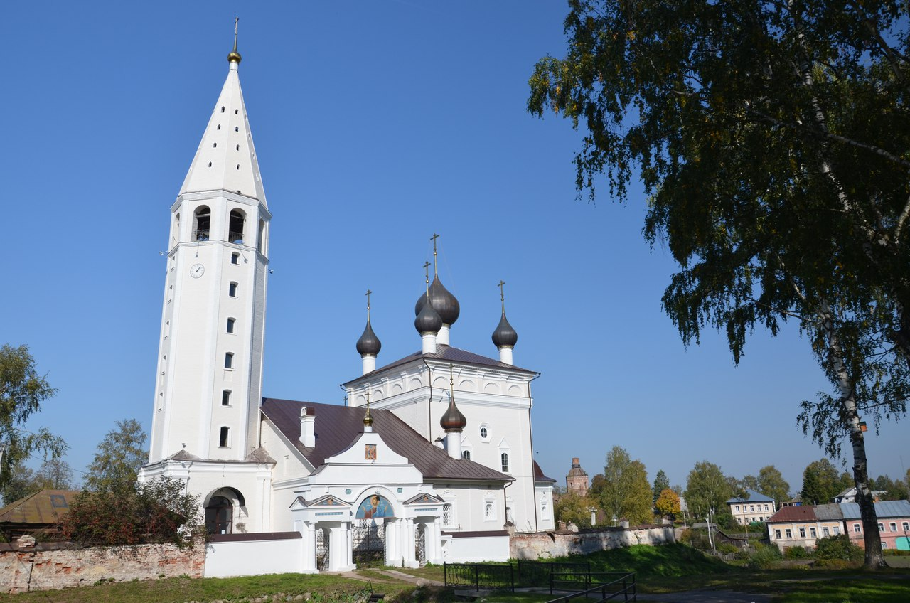 dfg0SctCXkk Вятское самое красивое село России.