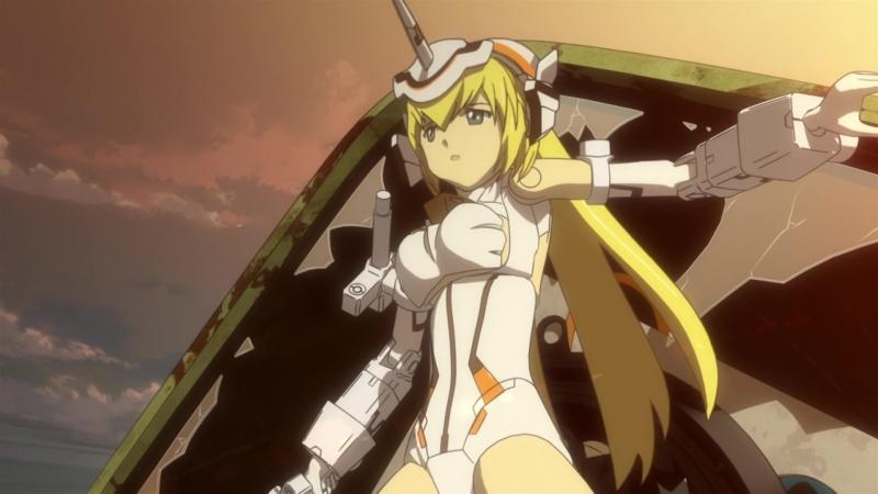 Шинки – боевой Лунный Ангел (2011) HD 1080p