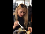 Рыбный суп из мидий