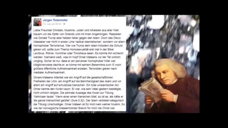 Jürgen Würgen 3 DAS zensierte Video Shlomo MIRROR Teil 1