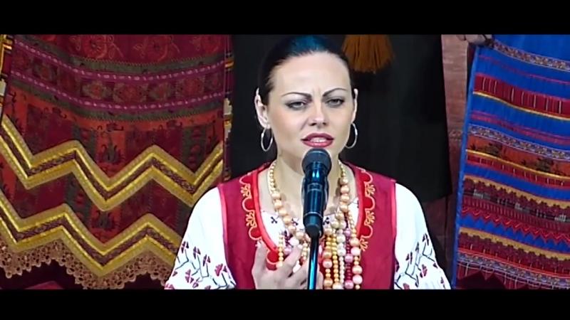 Кубанский казачий хор Иди и буди солистка Марина Гольченко