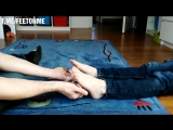 Tickle feet Challenge 3