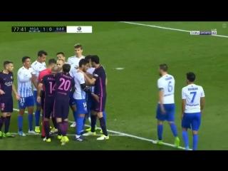 Malaga 2-0 Barcelona