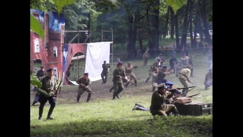 Взятия Брестской крепости реконструкция парк