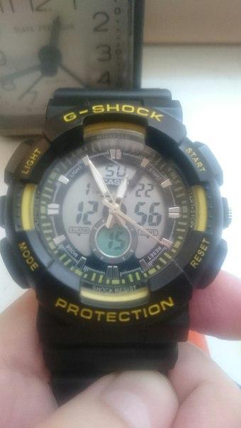 Модем Yota4G, часы G - Shock качественная подделка, страховочная обвяз