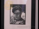 В Чайковской художественной галерее прошло открытие выставки художника-графика Николая Калиты