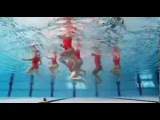 A League Of Their Own - Synchronized Swimming