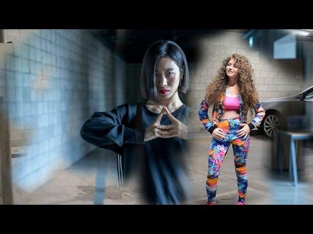 Lia Kim vs Dytto / Popping