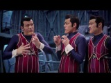 we are number one but every one is replaced with edward nygma yelling YOWZA