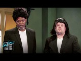 Samuel L. Jackson Acts Out His Film Career w James Corden