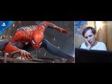 Смотрю и вставляю пять копеек   Marvels Spider-Man (PS4) 2017 E3 Gameplay