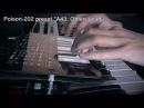 Playing the Prodigy on Poison 202 synthesizer