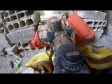 Сирия. Ракка. Гоупро камера на снайпере SDF.