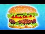 ТОП 3 Рецепта Супер Вкусных БУРГЕРОВ ЗАВТРАК!!!