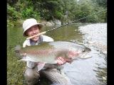 Xtreme Tenkara trout 71 cm 3,8 kg